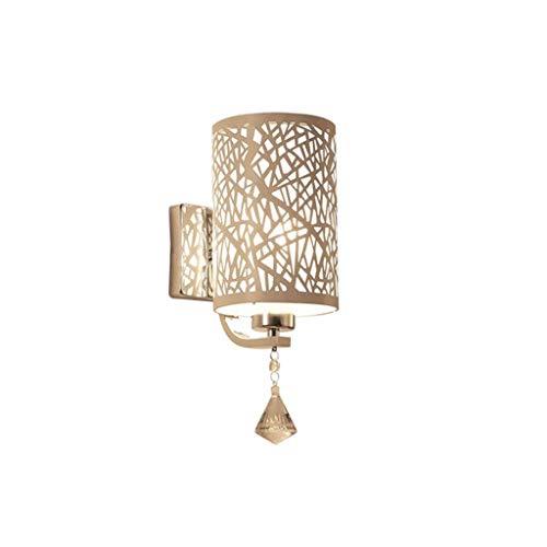 Lampara Mesilla Moderna lámpara de pared minimalista dormitorio sala de estar lámpara de cristal lámpara de pasillo lámpara de pared lámpara de noche lámpara de noche lámpara de noche creativa Lámpara
