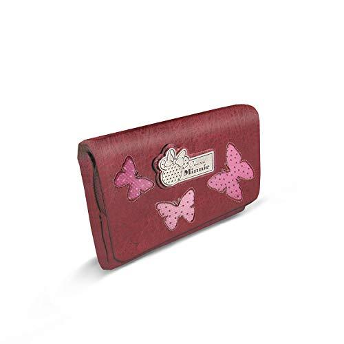 Karactermania Minnie Mouse Marfly-Billetero Sweet Largo Monedero, 16 cm, Marfly