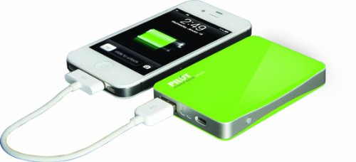 Pilot Electronics CA-9100G Green 4000 mAh Powerbank Portable USB Charger