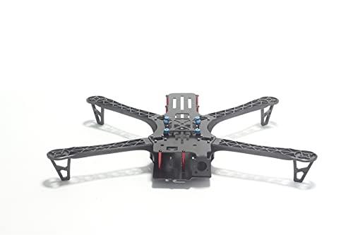 VIKEP FPV X500 500.Quadcopter Frame 500mm Alien V2 Fit for GOPRO multicopter Blacksheep Discovery Spider (Color : Glass Fiber Version)