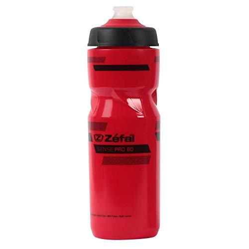 Bidon zefal sense pro 65 rojo negro 650ml