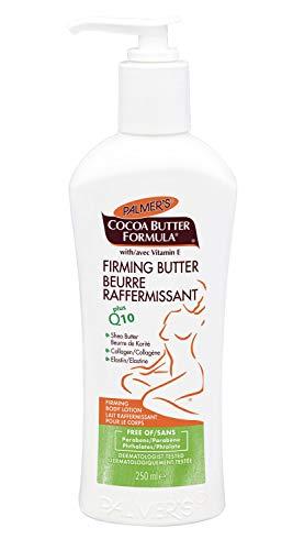 Palmers Cocoa Butter Firming Butter mit Shea Butter, Collagen, Elastin und Vitamin E 250 ml (Feuchtigkeitsmittel)