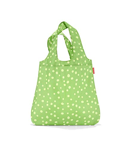 reisenthel mini maxi shopper 43,5 x 60 x 7 cm / 15 l / spots green