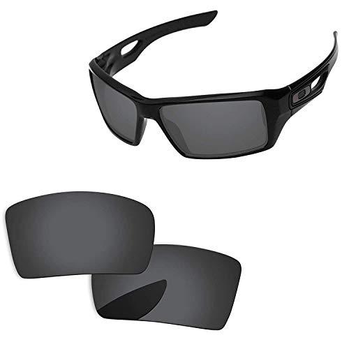 Oak&ban Lentes de repuesto polarizadas de espejo para Oakley Eyepatch 2 lentes...