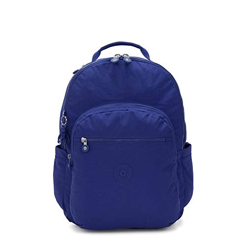 Kipling Seoul Go Extra Large Backpack Blue Size: One Size