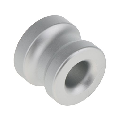 Sharplace Support Stand en Alliage de Zinc pour Rasoir Droit de Sureté - Mini Base à Rangement de Rasoir de Sécurité