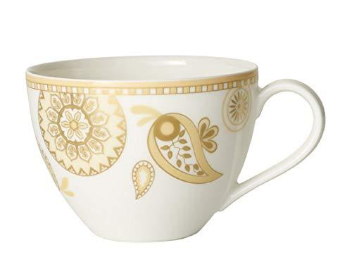 Villeroy & Boch Anmut Samarah Tasse à café sans Plat, 0.20 L, Porcelaine Bone China, Multicolore