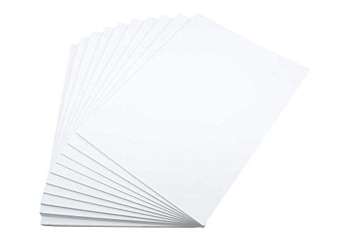 House of Card & Paper A3 220 gsm Card - White (Pack of 50 Sheets)