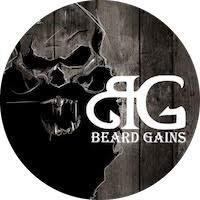 Beard Gains - Prestige Beard Soap - Specifically For Itchy, Dry, Rash, & Dandruff Beards
