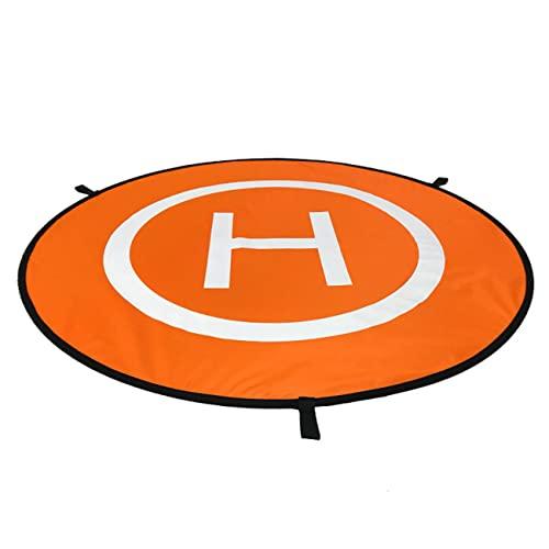 YoBuyBuy Portatile Uav Parking Pad Landing Pad Droni Grembiule per elicotteri Accessori per droni impermeabili Telecomando pieghevole