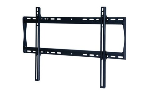 Peerless SmartMount Flat to Wall Mount in Black 79kg (175lbs) Universal up to 742x433mm for 32 - 56 INCH LCD