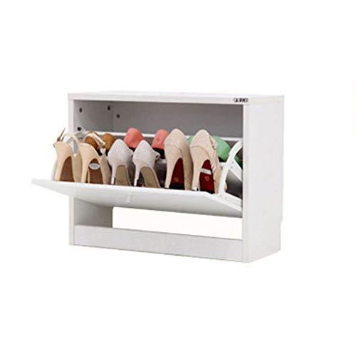 Shoe rack Fuerte Zapato Simple y Simple Zapatero Simple Pasillo del Taburete del Pasillo Almacenamiento en casa