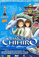 Chihiroren bidaia (El viaje de Chihiro) DVD