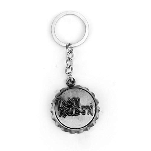 Zbzmm sleutelhanger van legering, sleutelhanger voor kappers, geschenk met kammen, zelfgestyled haardroger