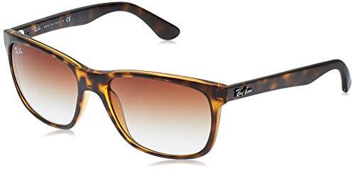 Ray-Ban MOD. 4181 Ray-Ban Sonnenbrille MOD. 4181 Wayfarer Sonnenbrille 57, Braun