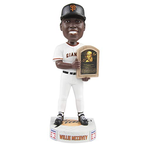 Hall of Fame Bobbleheads Willie McCovey (San Francisco Giants) 2019 MLB