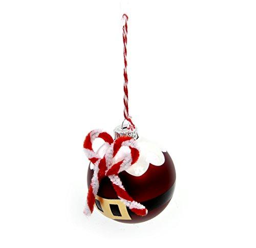 Santa Bauble - Décoration de Noël suspendue