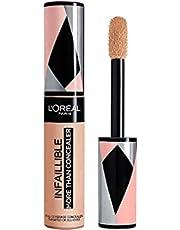 L'Oréal Paris Infaillible Tüm Yüze Uygulanabilir Kapatıcı 327 Cashmere, 11 ml