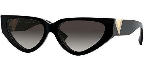 Gafas de Sol Valentino VA 4063 Black/Grey Shaded Mujer