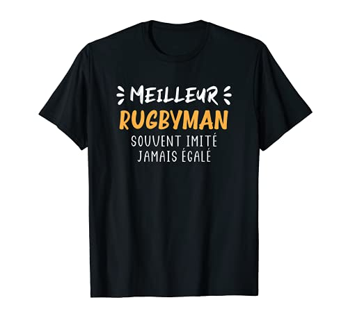 Hombre Rugbyman – Divertido rugby – Rugbyman Camiseta