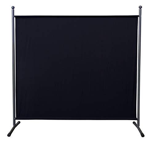 QUICK STAR Paravent 180 x 178 cm tela separador de ambientes partició