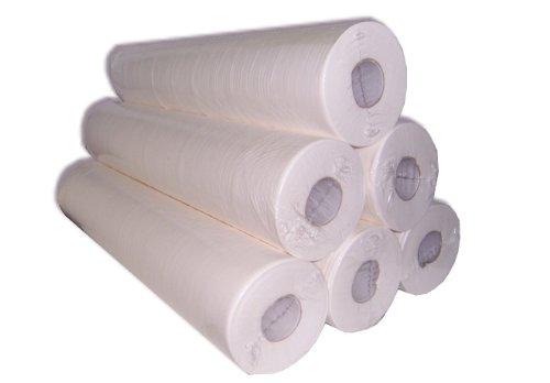 Storepil - Drap d examen blanc protection - 6 rouleaux