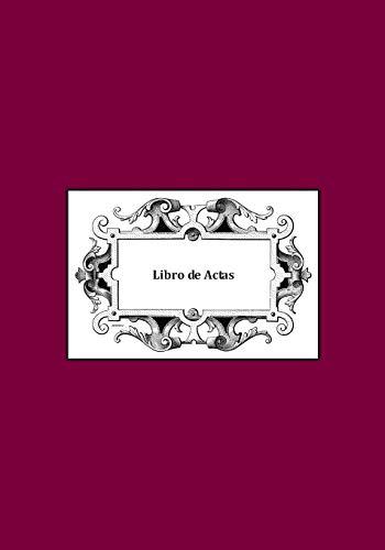 Libro de Actas: Asociaciones