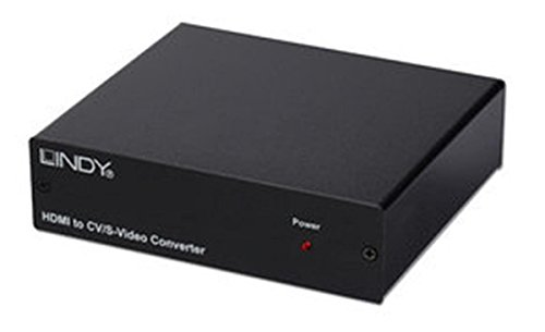 LINDY HDMI naar CVBS/S-video en stereo-audioconverter