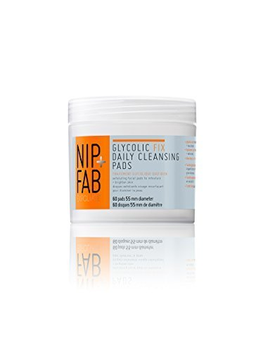 Nip + Fab Glycolic Fix Daily Cleansing Pads, 2.7 Ounce by Nip+Fab