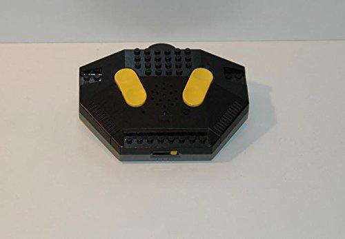 Gebrauchte Bausteine Lego RC Eisenbahn Train Fernbedienung SCHWARZ 7897 7898 Remote Control