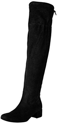 Gabor Shoes Damen Basic Stiefel, Schwarz (17 Schwarz), 40 EU