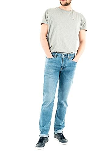 Levi's de los Hombres 511 Slim Jeans, Azul, 34W x 30L
