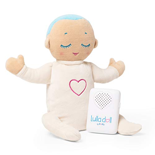 Lulla Doll—Baby Miracle Sleep Aid Soother, Heartbeat Sound Machine—Lulla Sky