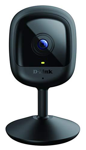 D-Link DCS-6100LH, Cámara IP WiFi para videovigilancia/Seguridad, Compacta, Full HD, visión Nocturna,...