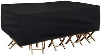Fenlee Waterproof Outdoor Patio Furniture Set Cover (82
