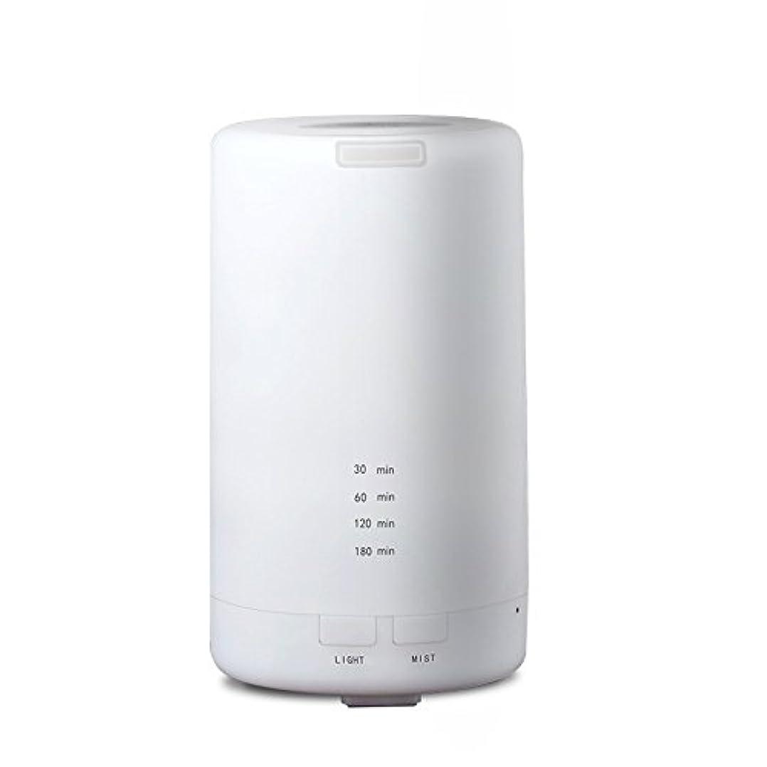 音声コミュニティ割合RaiFu アロマディフューザー 70ml 加湿器 アロマテラピー浄化器 3タイマーモード LEDナイトライト USB充電