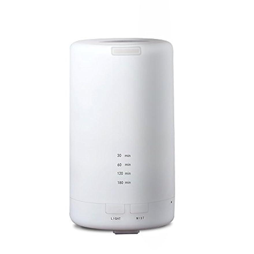 慢要件混雑RaiFu アロマディフューザー 70ml 加湿器 アロマテラピー浄化器 3タイマーモード LEDナイトライト USB充電