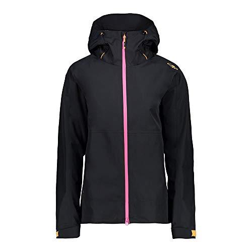 CMP Damen Technische Jacke mit Climaprotect-Technologie WP 12.000, Antracite, D48