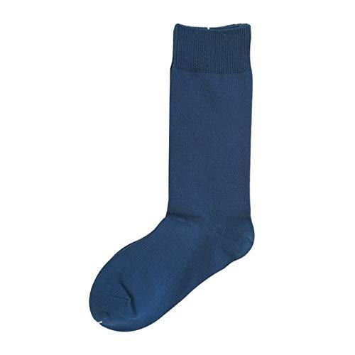 HOULAI Unisex Calcetines Nueva Primavera 1 Par Largo Mujeres Calcetines de Algodón Estilo Color de las Mujeres de Moda Fresca Calcetines de Algodón Para las Mujeres Estilo Corea
