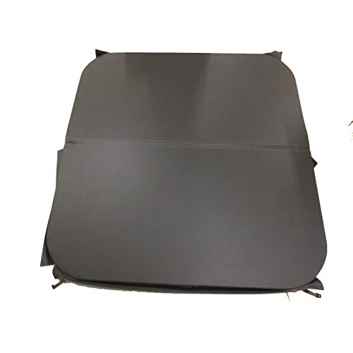 Whirlpoolabdeckung V&B 201 x 224 cm Whirlpool Cover 251/451 Graphite Ash Grey