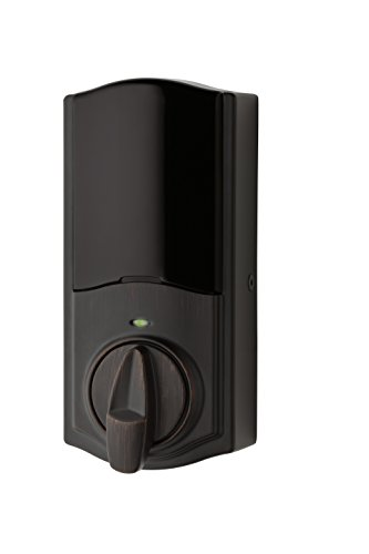 Kwikset 99140-103 Convert Z-Wave Plus Lock with Home Connect, Venetian Bronze