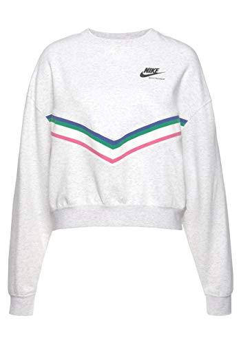 Nike Heritage - Sudadera para mujer abedul L
