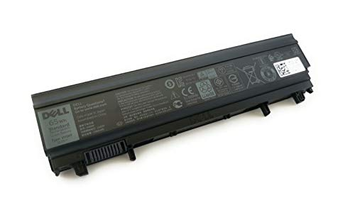 DELL Laptop Battery, Li-lon 6 Cells, 65 Wh, mAh 5500 11.1v, Type : VV0NF Compatibility : Latitude E5440 E5540