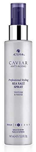 Alterna Caviar Professional Styling Sea Salt Spray, 5 Fl Oz | Adds Volume & Enhances Hair's Texture with Natural Shine | Sulfate Free