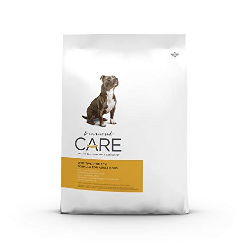 Diamond CARE Sensitive Stomach Dry Dog Food Specially Made as a...