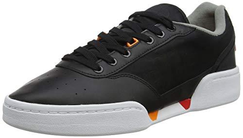 ellesse Herren Piacentino Sneaker, Schwarz (Black Blk), 43 EU