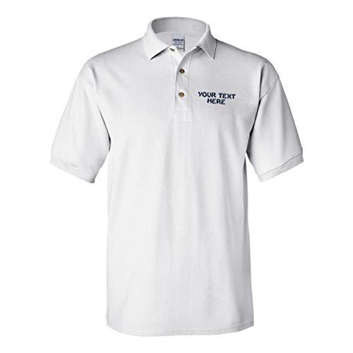 Personalized Company Polo Premium T-Shirts