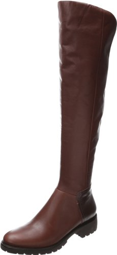 Cole Haan Women's Parson Riding Boot,Chestnut,6.5 B US