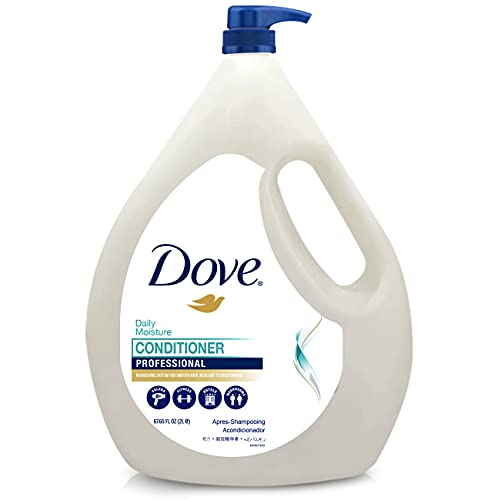 Dove Hair Conditioner | Daily Moisture | with Pump 2 Ltr | Nourishing...