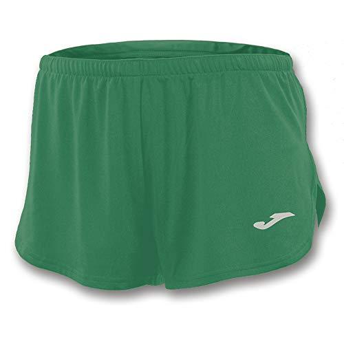 Joma Record Pantalones Cortos, Hombres, Verde, S